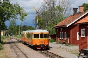 SJ UBFo3yp 2109+YBo5p 809 som Tog 90Y. Bärby 09.06.2013.