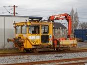 SRDK 99 86 9281 088-5 (Trolje 88). Odense 20.02.2021.