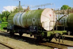 DSB 23 86 736 5 084-8. Fredericia 11.07.2002.