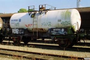 DSB 23 86 736 5 087-1. Fredericia 11.07.2002.