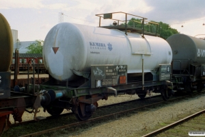 DSB 44 86 736 5 046-2. Fredericia 11.07.2002.
