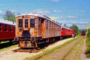VLTJ M 6, VLTJ ML 12, OHJ DL 39 og DSB MY 1131. Fåborg 13.05.1995.