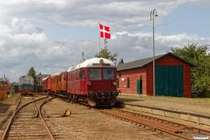 VLTJ ML 12+EH 1908+HTJ C 35+OKMJ J 81+CL 1586. Fåborg 08.08.2019.