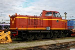 SJ T21 66. Malmö 13.10.2007.