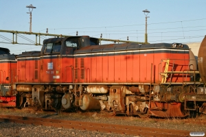 STT T43 212. Falköping 16.04.2009.