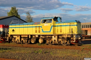 IBAB T43 213. Borlänge 12.06.2015.