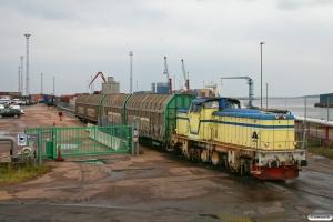 PRAB T43 214. Halmstad 24.08.2011.