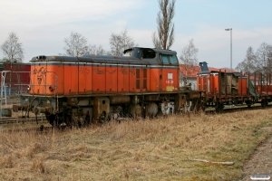 STT T43 219. Vetlanda 14.04.2009.