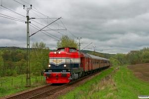 IBAB T43 222 med TJT 69204. Vejbyslätt - Grevie 16.05.2010.