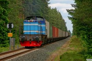 NRFAB T43 229 med GT 49211. Klevshult - Värnamo 08.06.2012.