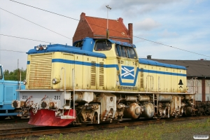 STAB T43 231. Nässjö 08.06.2012.