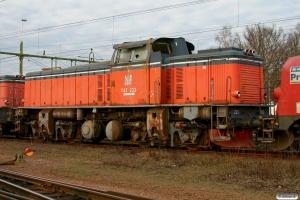BV T43 233. Kristinehamn 15.04.2009.