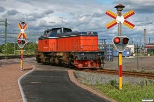TÅGAB T43 112 (ex. T43 234). Göteborg Skandiahamnen 03.06.2012.