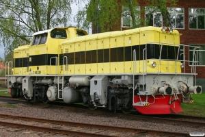 SJVM T43 239. Ängelholm 14.05.2010.