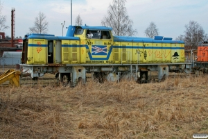STT T43 241. Vetlanda 14.04.2009.
