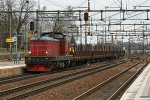 RCT T43 250 med GT 49481. Hallsberg 15.04.2009.