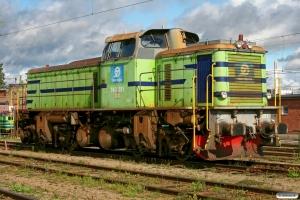 TGOJ T43 251. Eskilstuna 28.08.2011.