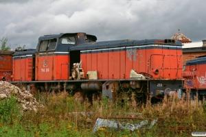 TGOJ T43 255. Eskilstuna 28.08.2011.