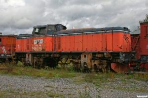 TGOJ T43 256. Eskilstuna 28.08.2011.