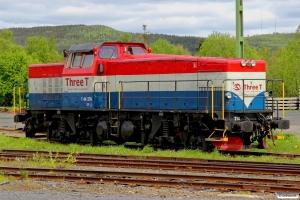 TTT T44 274. Långsele 09.06.2015.