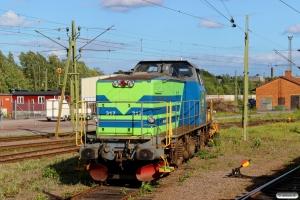 GC T44 317. Eskilstuna 07.06.2015.