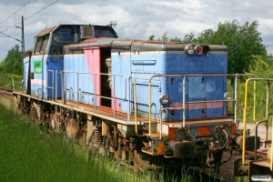 GC T44 332. Eskilstuna 06.06.2012.