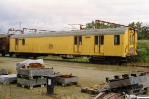 DSB 60 86 99-69 305-7 (Hjælpevogn 3). Padborg 04.11.2001.