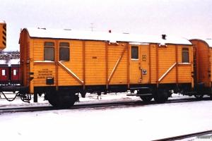 DSB 40 86 95-20 426-8. Fredericia 16.12.1989.