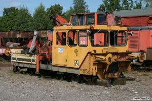 BV MTR 1802C (DSB Trolje 4). Västervik 24.08.2009.