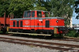 TJF Z43 429. Västervik 24.08.2009.