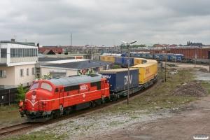 STAB TMX 1033. Malmö 13.05.2010.