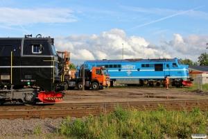 STAB TMX 1042 og TMZ 1418. Falköping 13.06.2013.