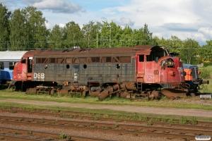 TÅGAB TMY 1141. Kristinehamn 05.06.2012.
