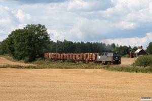 STENA TMZ 1403 med GT 44668. Kalmar - Blomstermåla 23.08.2009.