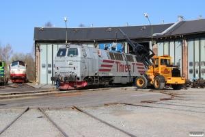 RCT TMZ 1405. Långsele 04.05.2016.