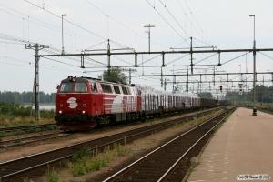 VIDA TMZ 1406 med GT 39286. Alvesta 28.08.2009.