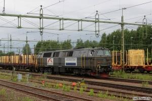 BLSR TMZ 1408 bagerst i GT 69169. Kil 11.06.2014.