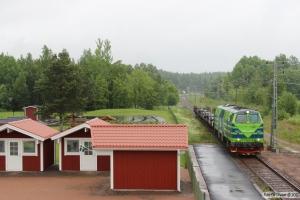 TGOJ TMZ 1410 med GT 48127. Nässundet 13.06.2013.