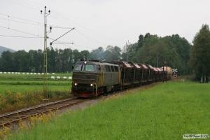 STENA TMZ 1419 med GT 48000. Veddige - Horred 25.08.2011.