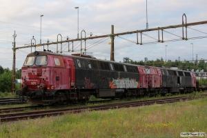 BLSR TMZ 1420 og TMZ 1412. Nässjö 13.06.2014.