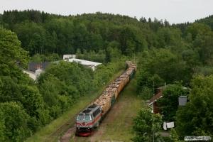 TÅGAB TMZ 108 med GT 48106. Överum 07.06.2012.