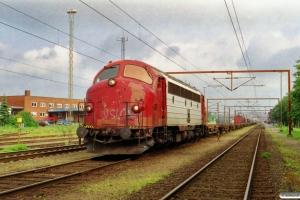 TBL MY 1134. Padborg 29.06.2001.