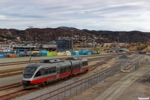 NSB BCM 93.65+BM 93.15. Bodø 05.05.2016.