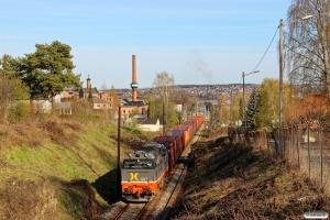 HCTOR 941.001 med Gt 41613 (Kongsvinger-Hove). Hamar 06.05.2016.