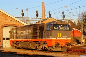 HCTOR 941.001. Kongsvinger 07.05.2016.
