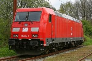 TXL 185 404-1. Padborg 14.05.2012.