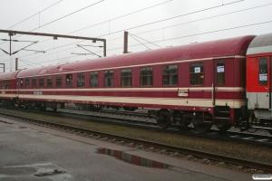 EURO Bcm 51 80 05-80 026-4 i M 13262/IP 13295 (Alpe-Toget). Padborg 11.01.2008.