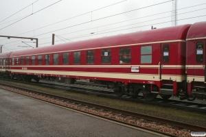 EURO Bcm 51 80 05-80 029-8 i M 13262/IP 13295 (Alpe-Toget). Padborg 11.01.2008.