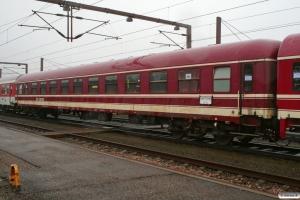 EURO Bocm028 51 80 05-80 056-1 i M 13262/IP 13295 (Alpe-Toget). Padborg 11.01.2008.