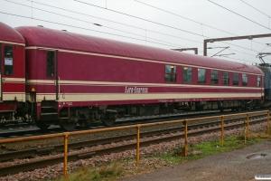 EURO WGm038.8 61 80 09-90 010-0 i M 13262/IP 13295 (Alpe-Toget). Padborg 11.01.2008.